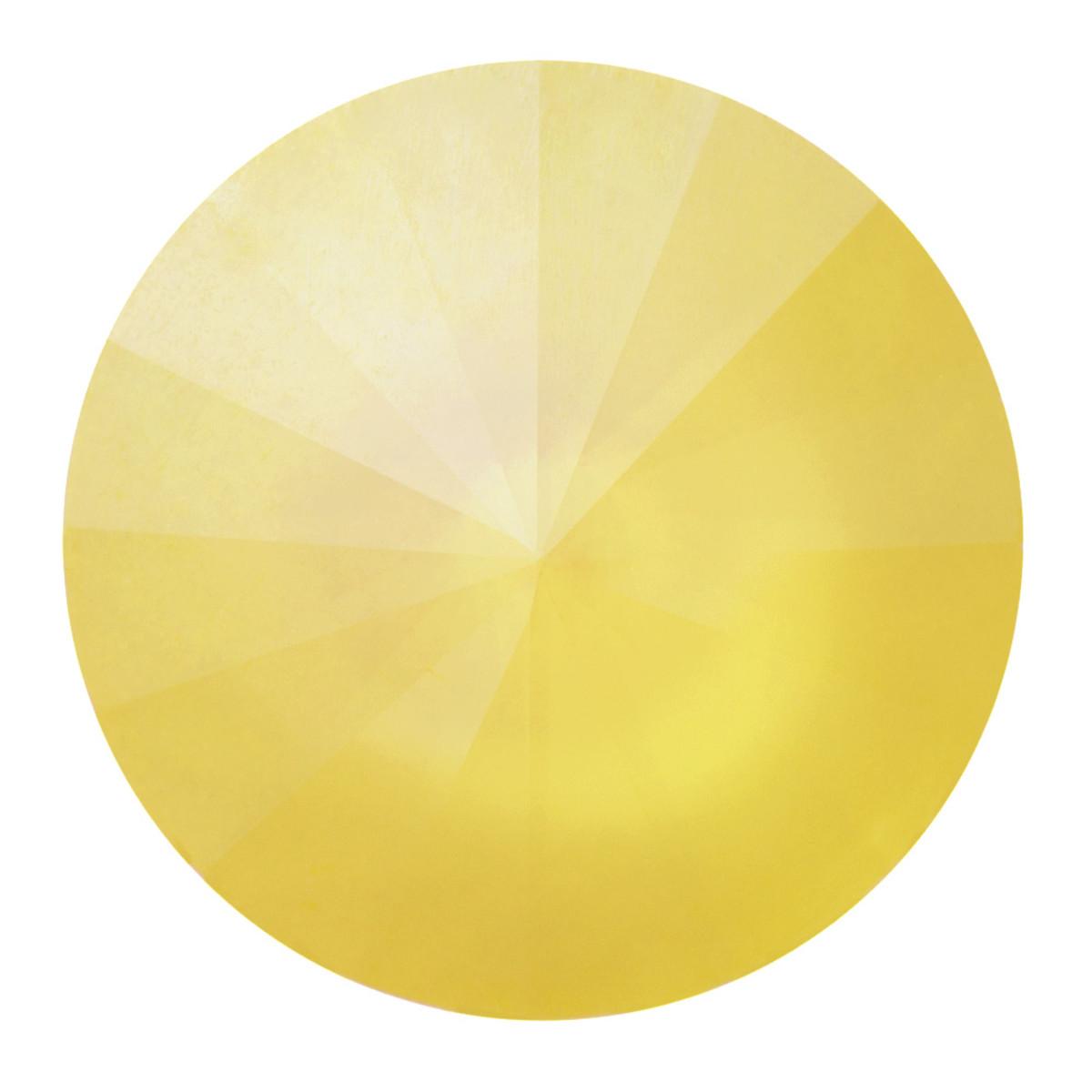 Swarovski Elements Rivolis 14mm Crystal Buttercup 1 Stück
