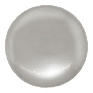 Swarovski Elements Perlen Crystal Coin Pearls 16mm Platinum 5 Stück