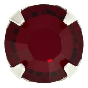 Swarovski Elements Rose Montees 4mm Siam 30 Stück