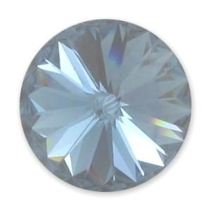 Swarovski Elements Rivolis 14mm Denim Blue unfoiled 1 Stück