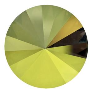 Swarovski Elements Rivolis 12mm Crystal Iridescent Green F 12 Stück