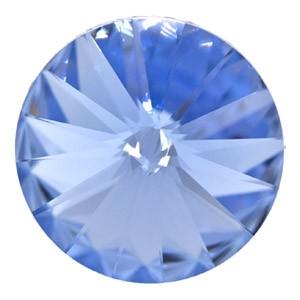 Swarovski Elements Rivolis 10mm Light Sapphire F 1 Stück