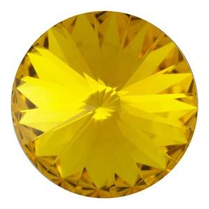 Swarovski Elements Rivolis 8mm Sun Flower F 6 Stück