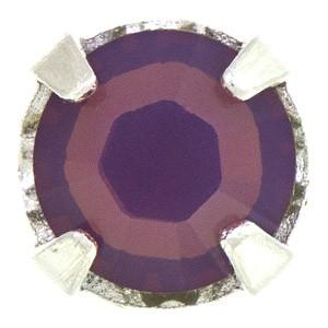 Swarovski Elements Rose Montees 4mm Crystal Electric Viloet DeLite 30 Stück