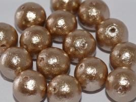 Miyuki Cotton Pearls 8mm J685 Beige 10 Stück